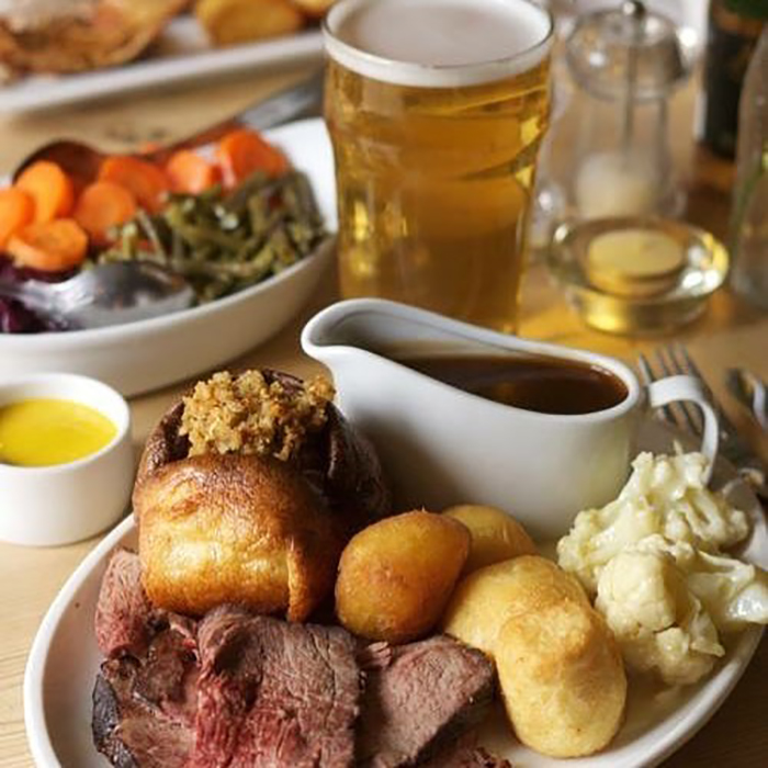Our Sunday Roasts